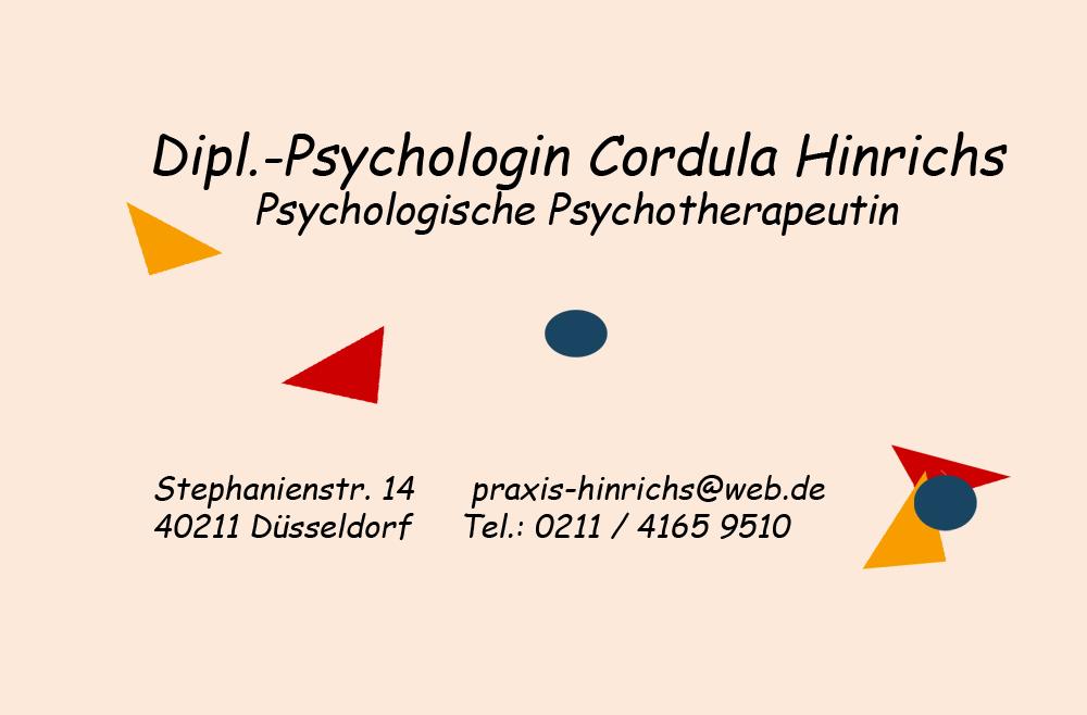 Psychotherapie Hinrichs
